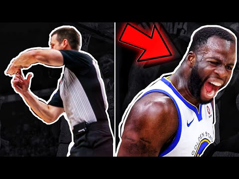 Worst technical fouls calls in nba history