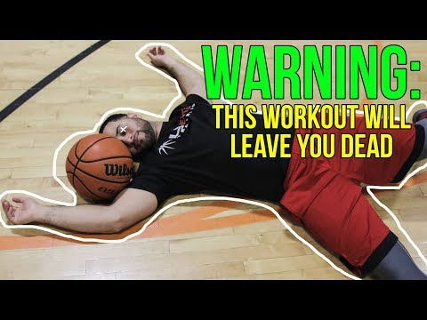 Get in basketball shape fast!!
