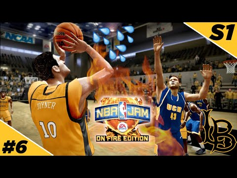 Another scorer emerges for long beach state! - lbsu   ncaa basketball 10 - ep 6