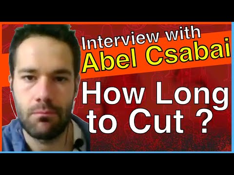 How long to cut before bulking - interview with abel csabai