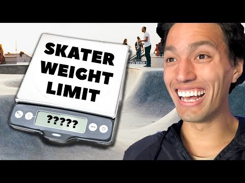 Can you skateboard if you're fat?!