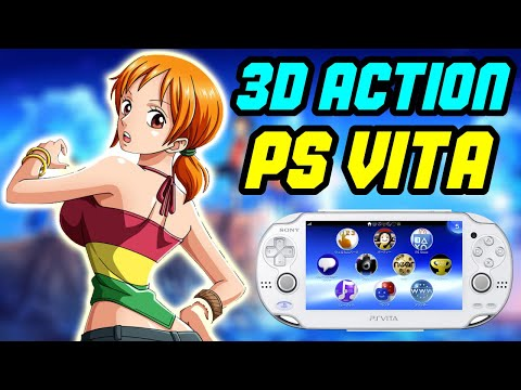 Fun 3d action games for ps vita!